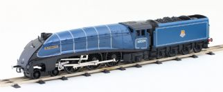 A4 Pacific 4-6-2 Locomotive - BR Express Blue